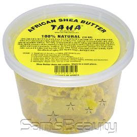 TAHA 100% Natural Shea Butter 10oz