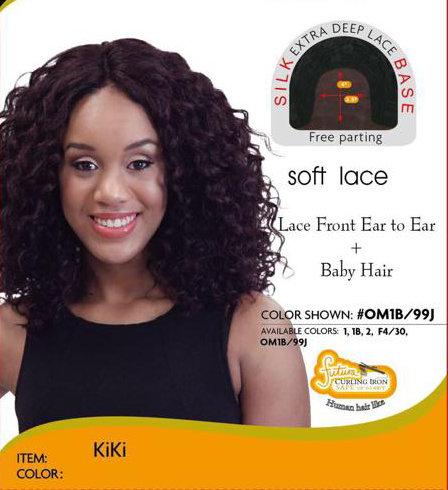MD KiKi Human Hair like