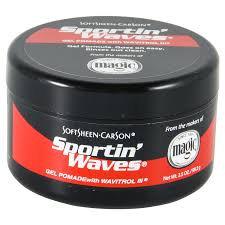 Sportin' waves 3.5oz