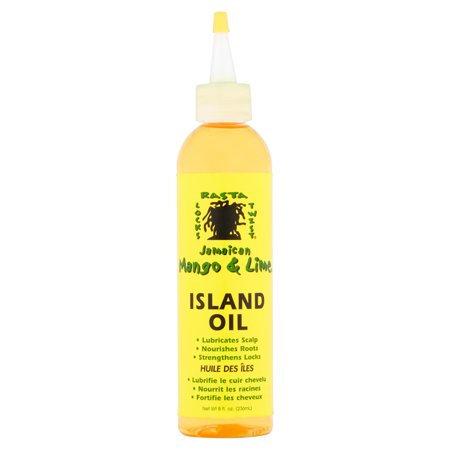 JML Island oil 8oz