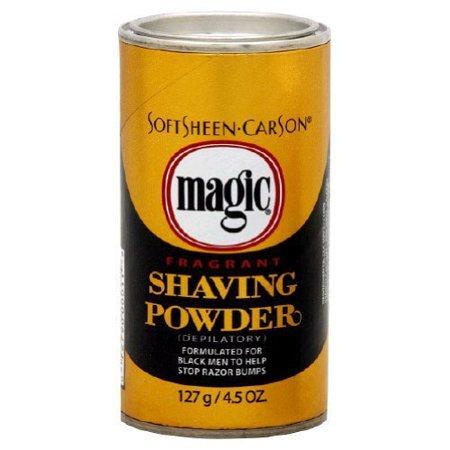 Magic shaving powder Gold 4.5oz
