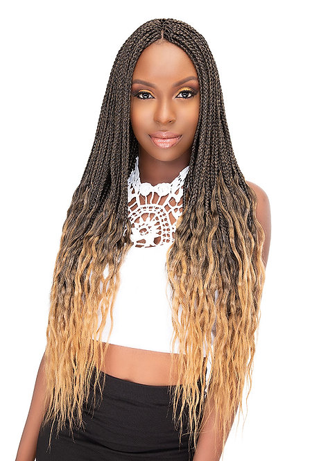 femi BOHO Box Braid 24""