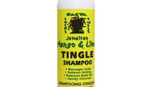 JML Tingle shampoo 8oz