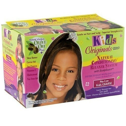 Kids Originals relaxer kit