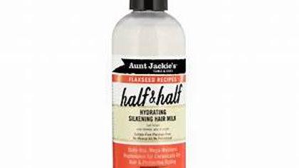 AJ Half & Half Silkening hair milk 12oz