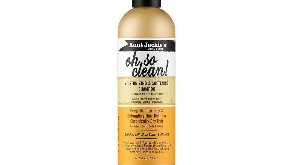 AJ Oh so Clean Shampoo 12oz