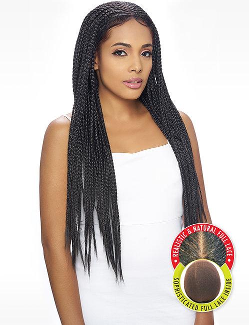 Harlem 125 KBW 01 Wig Human like