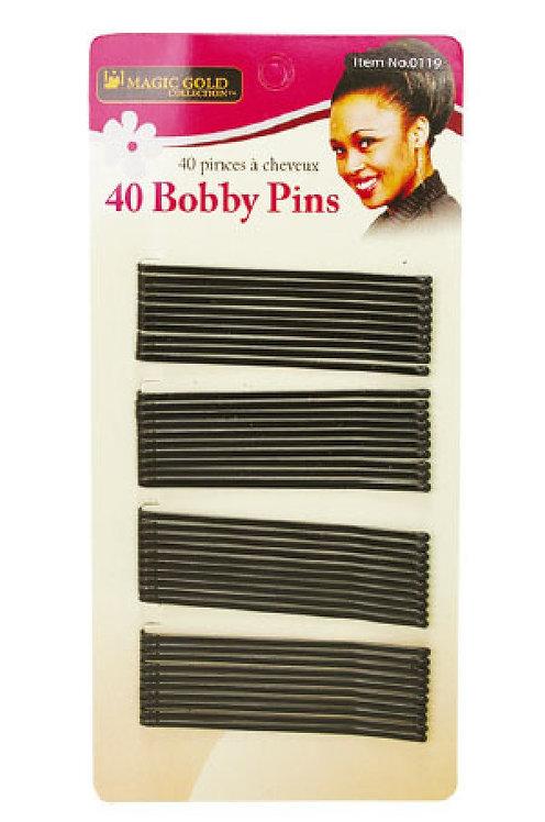 Magic bobby pin 40pk