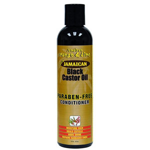 JML Black Castor oil Paraben free 8oz