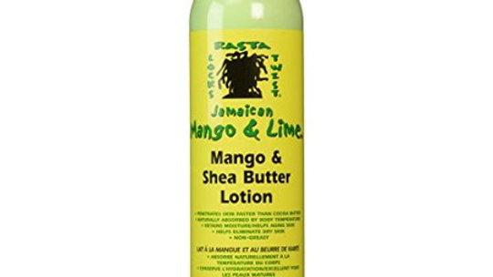JML mango Shea butter lotion 8oz