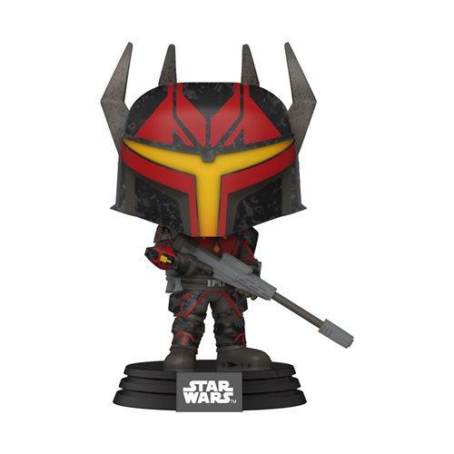Star Wars: Gar Saxon Pop