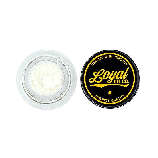 1g Loyal Oil Co CBD Isolate