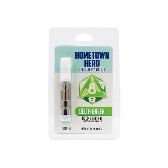 Hometown Hero: Delta 8 Cartridge