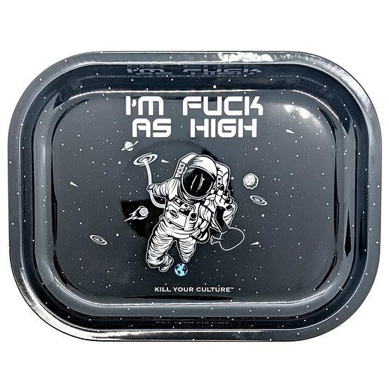 Astronaut Tray