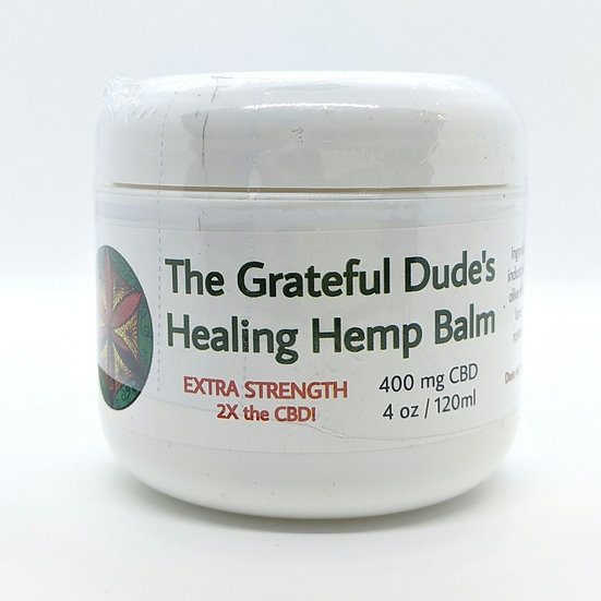 The Grateful Dude's Hemp Balm