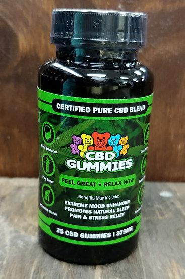25 Count Gummies
