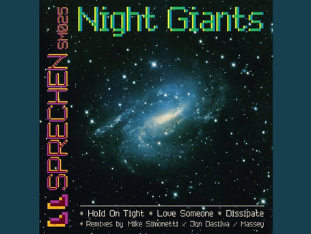 Night Giants - Hold On Tight (Jon Dasilva Remix)