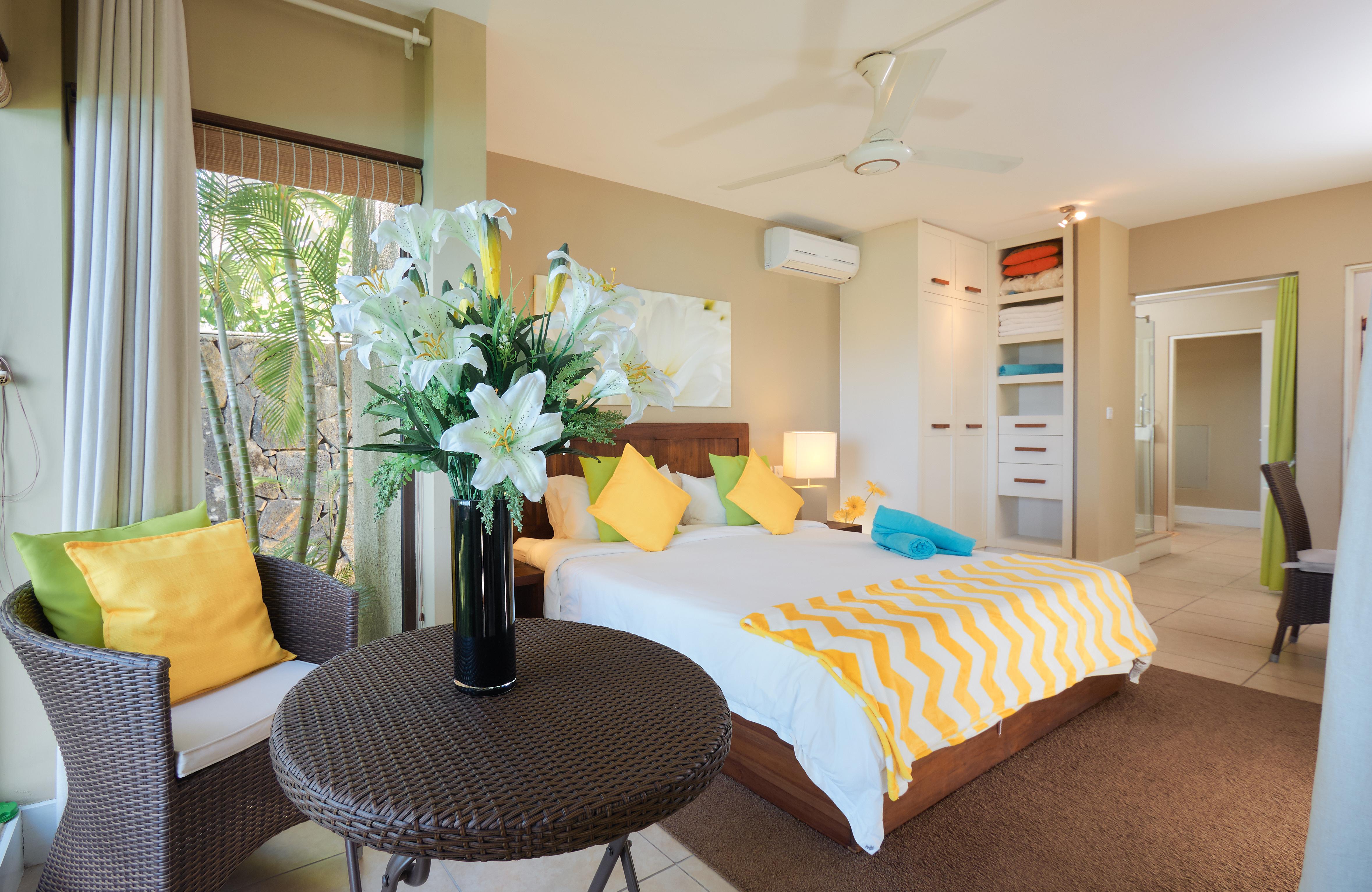 BA Suite Bedroom