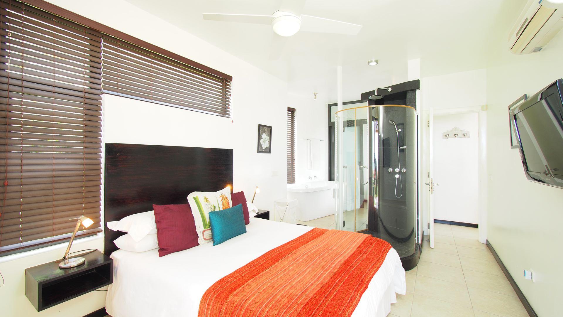 Lov. Le Cerisier Beach Apartments & Penthouses - Bedroom and.jpg