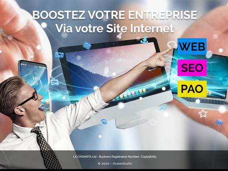 Agence Web SEO Ile Maurice
