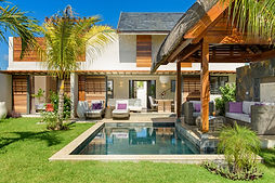 Location de Villas de luxe Grand Baie Ile Maurice