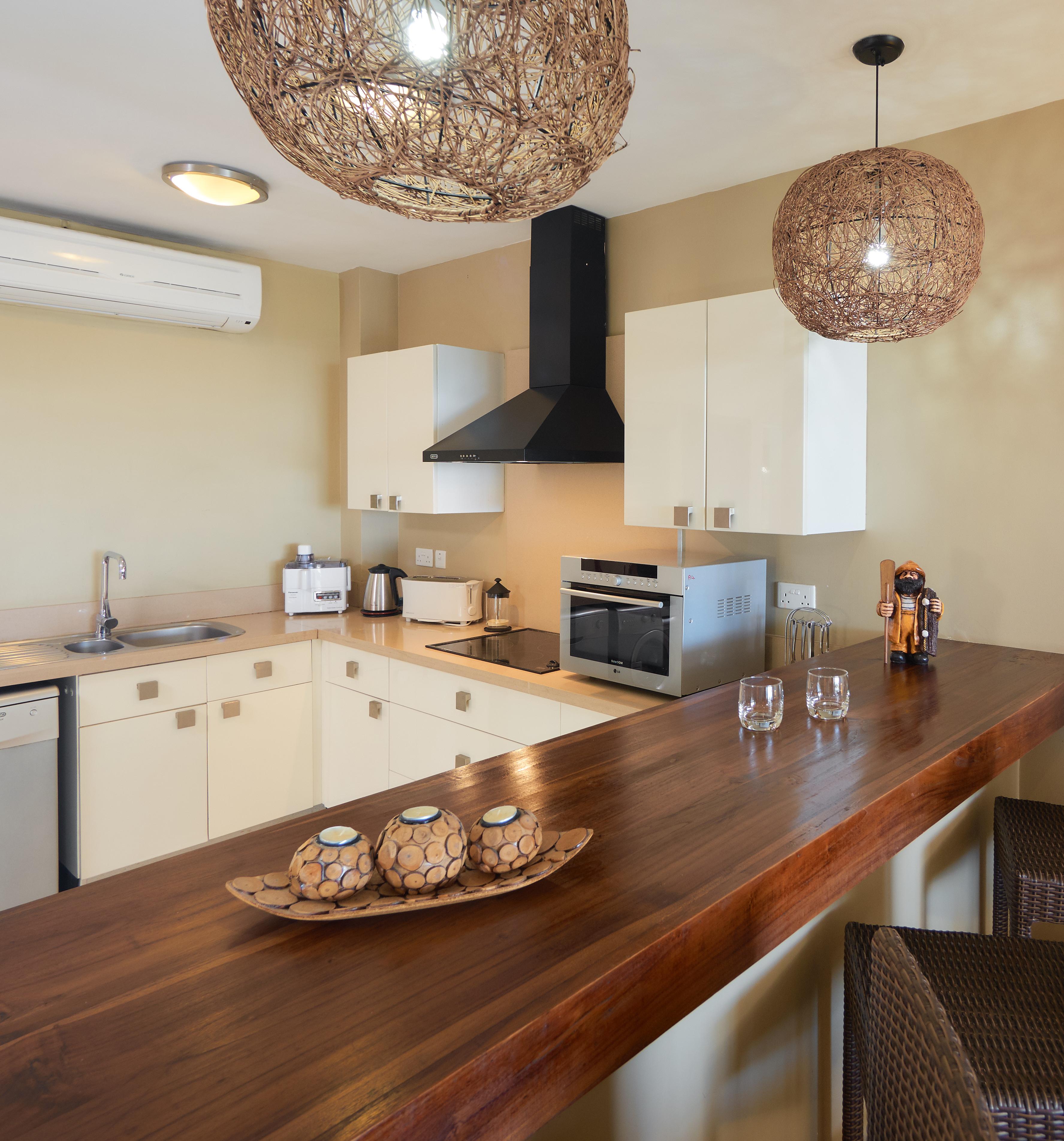 BA Suite Kitchen