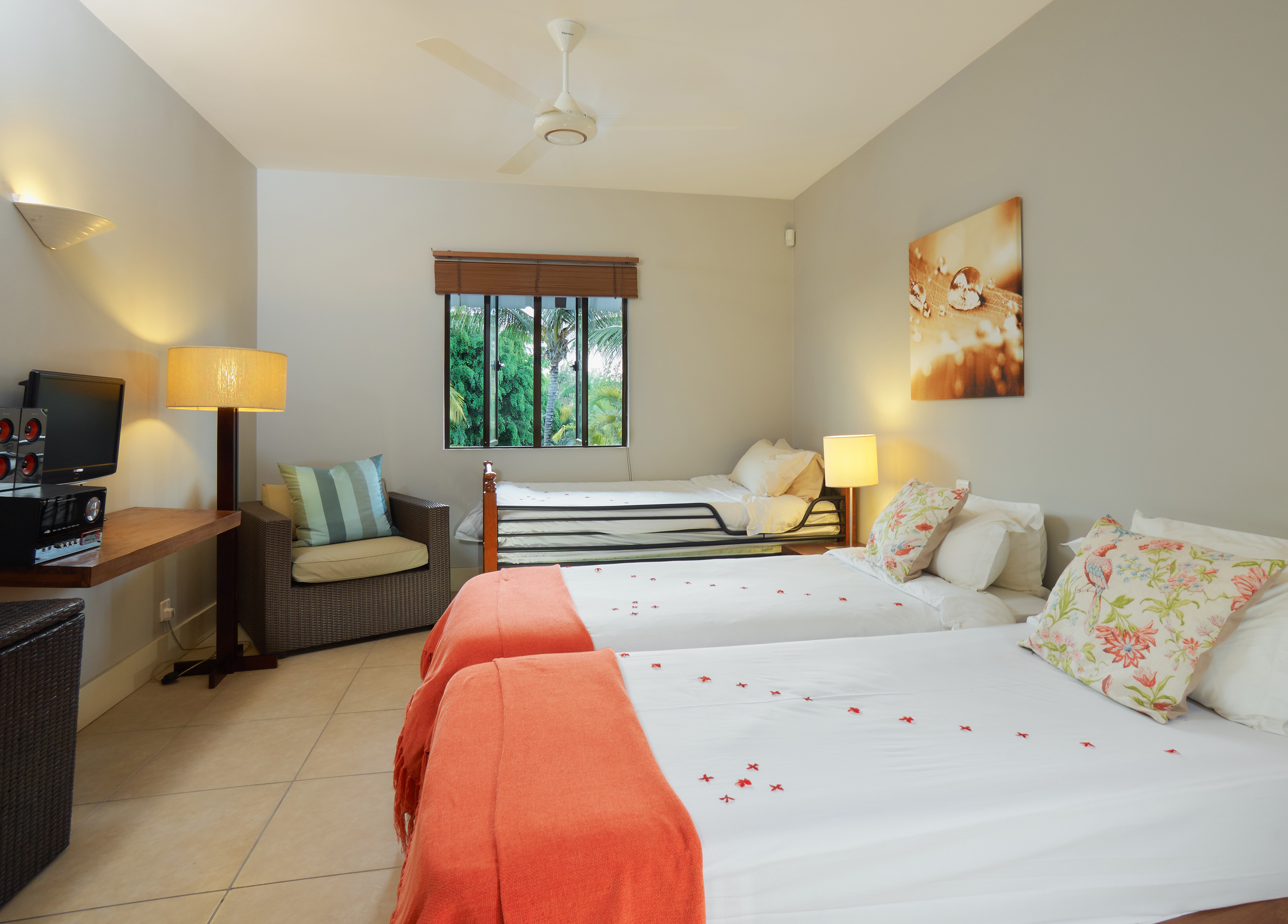 BA Villa Second Bedroom