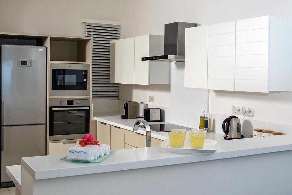 cap ouest flic en flac ile maurice la casanita. Black Bedroom Furniture Sets. Home Design Ideas