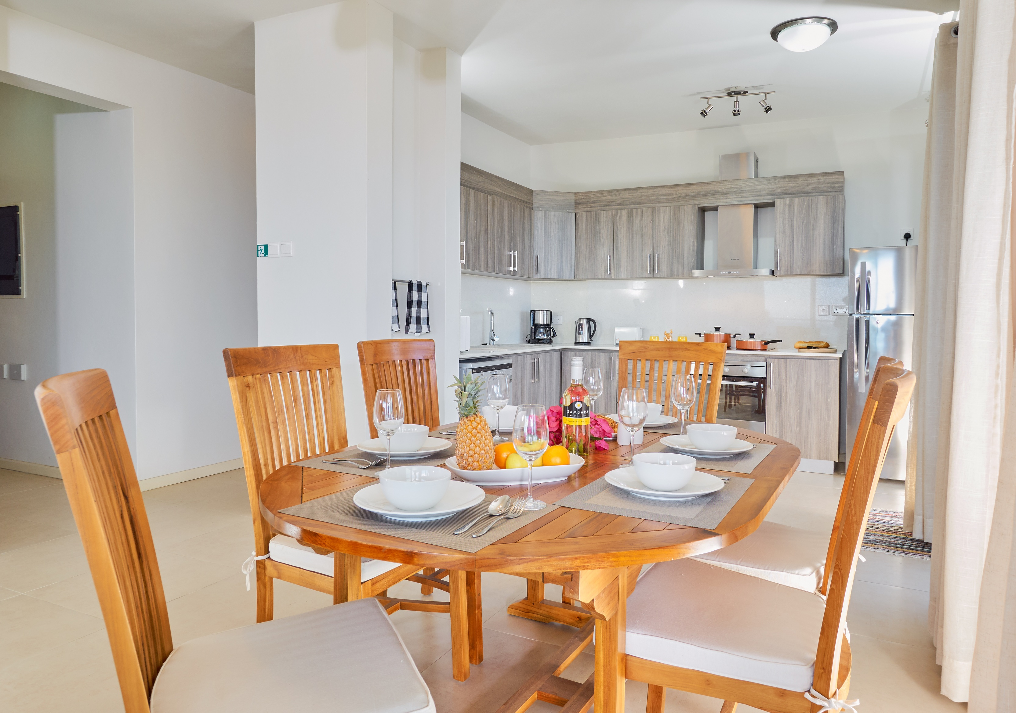 LD Penthouse Living Area