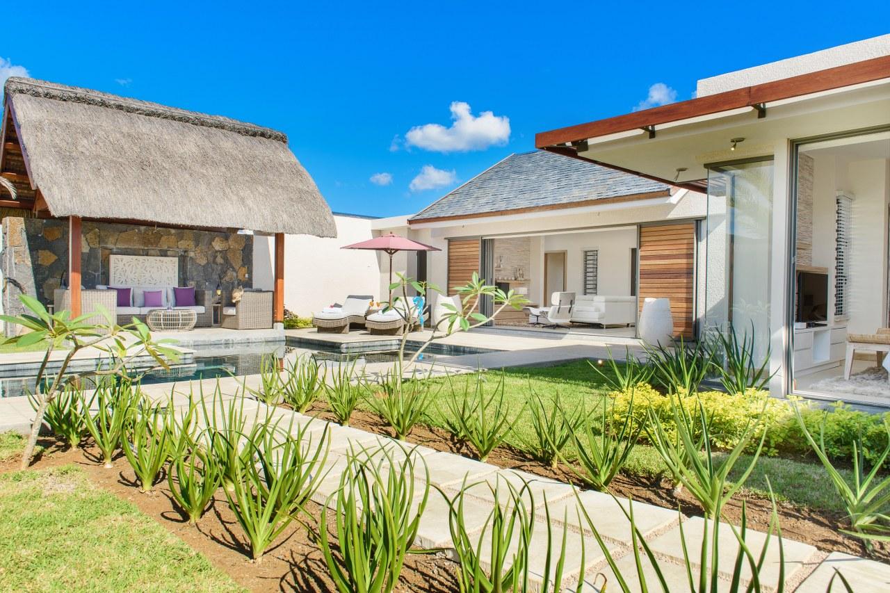 location villa ile maurice