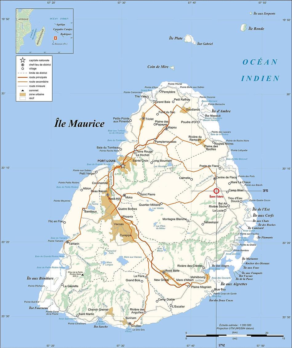 Nos locations de vacances sur l'île Maurice