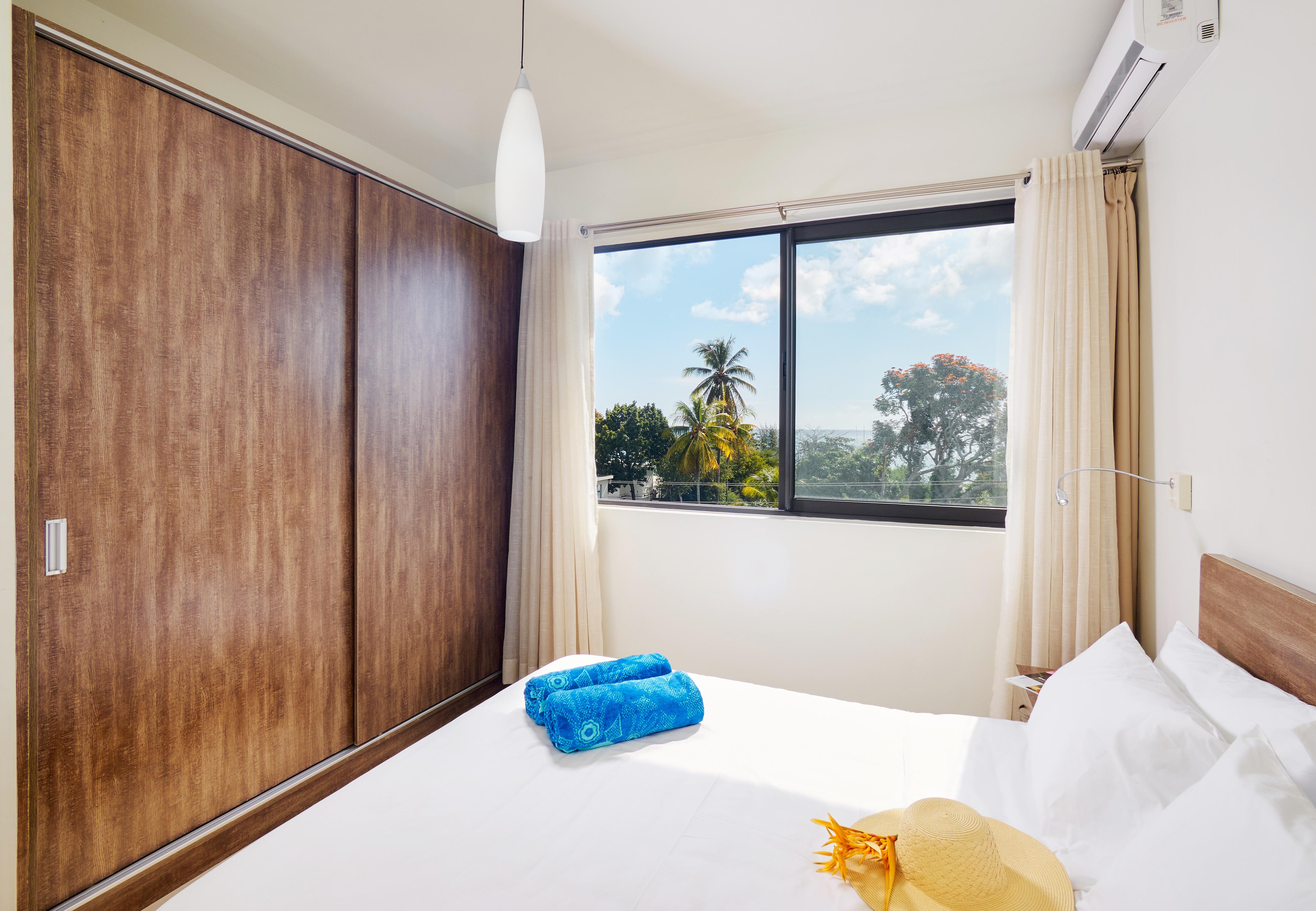LD Apt Bedroom