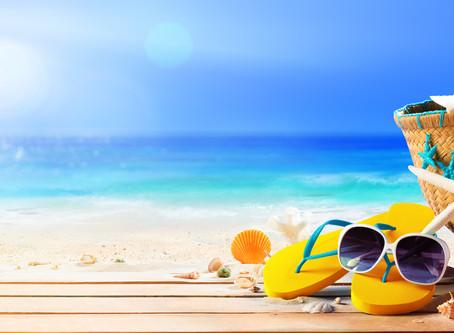 Les plages...