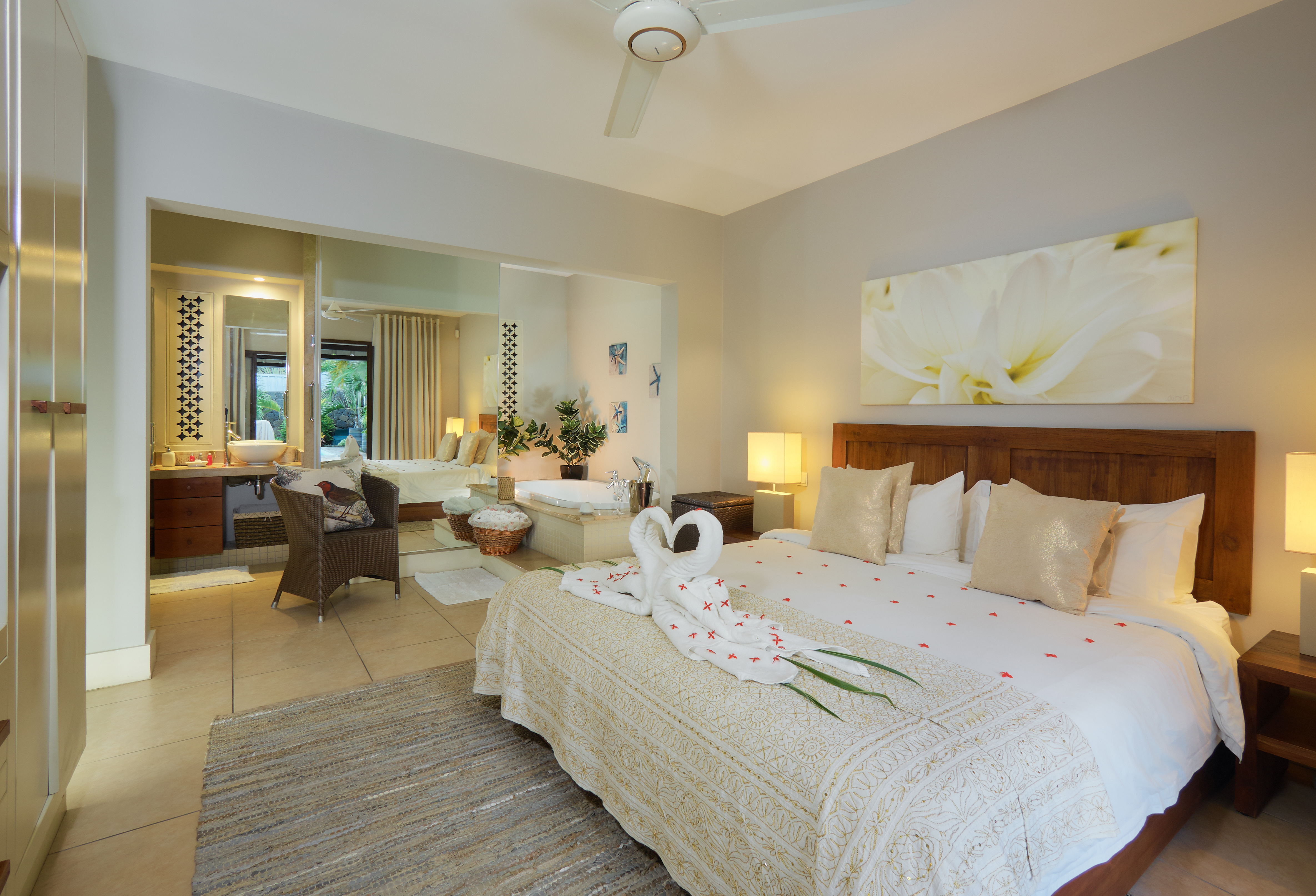 BA Villa Bedroom