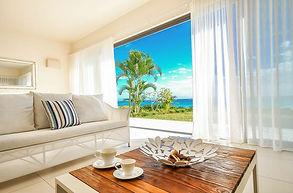 Appartelments Suite beachfront cap ouest Flic en Flac Ile Maurice
