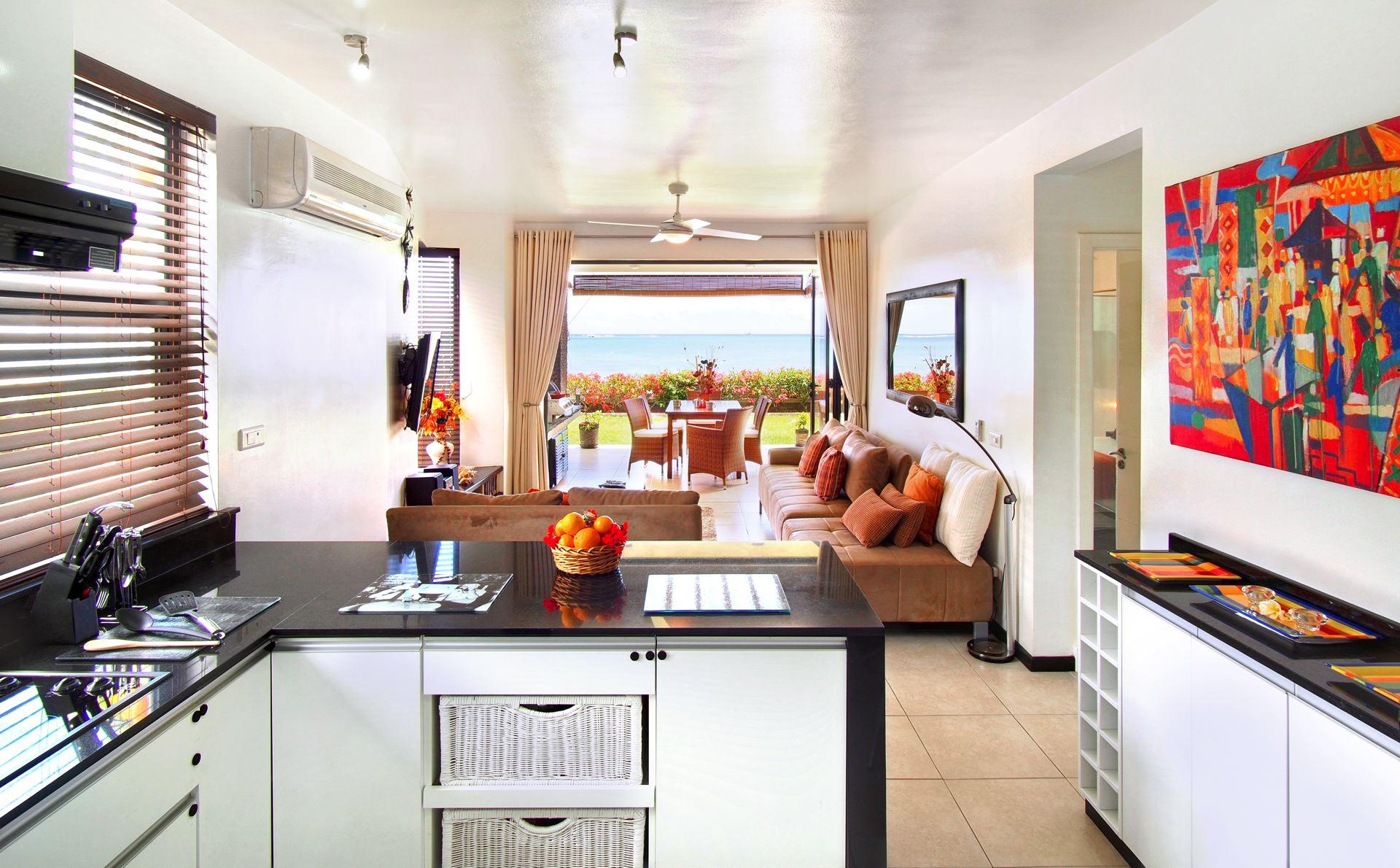 Lov. Le Cerisier Beach Apartments & Penthouses - Kitchen Lou.jpg