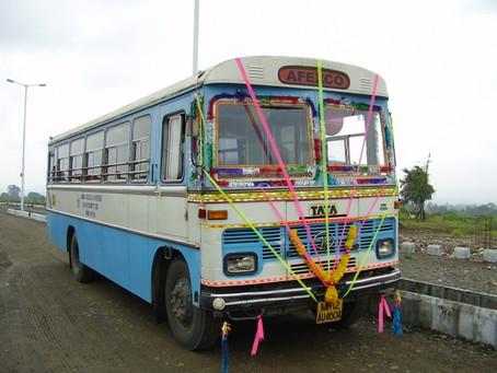 Les bus...