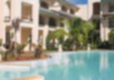 Location appartement de 3 chambres à Flic en Flac Ile Maurice