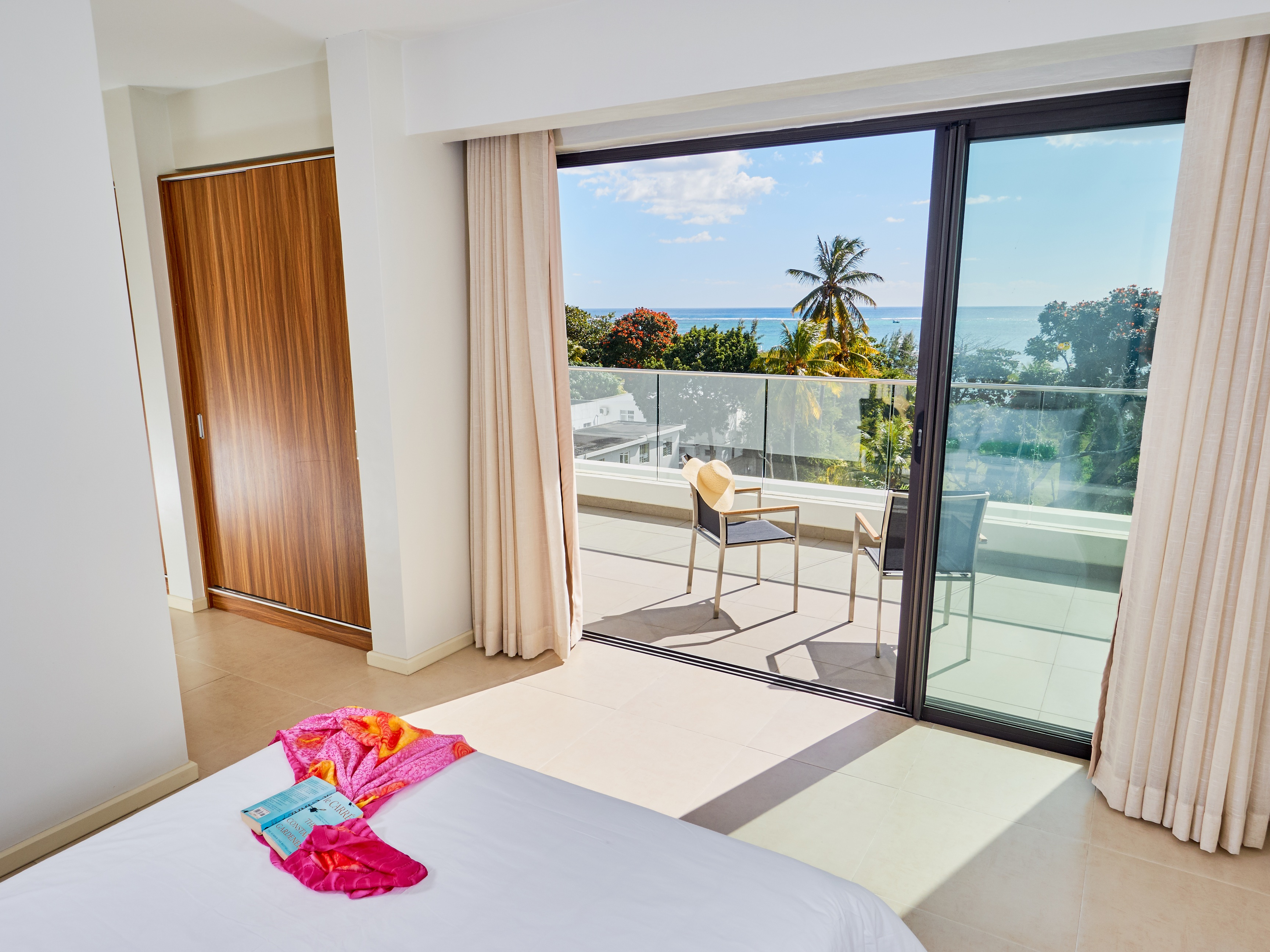 LD Penthouse Bedroom