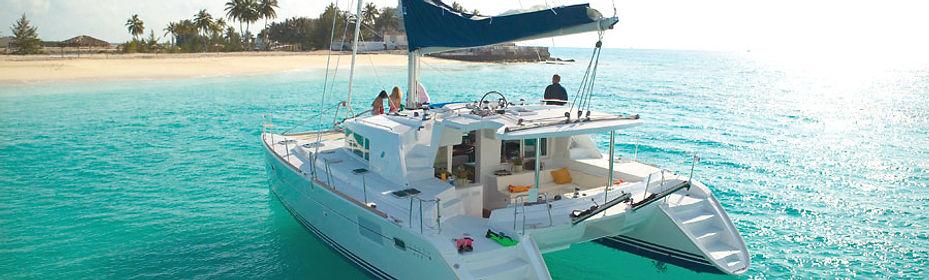 Excursions en catamaran à la découverte des lagons du Nord, Ouest et Est de l'Ile Maurice
