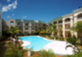 Location Flic en Flac : Appartement de 3 chambres à Flic en Flac Ile Maurice