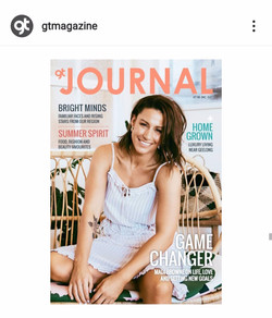 GT Journal Cover & Feature