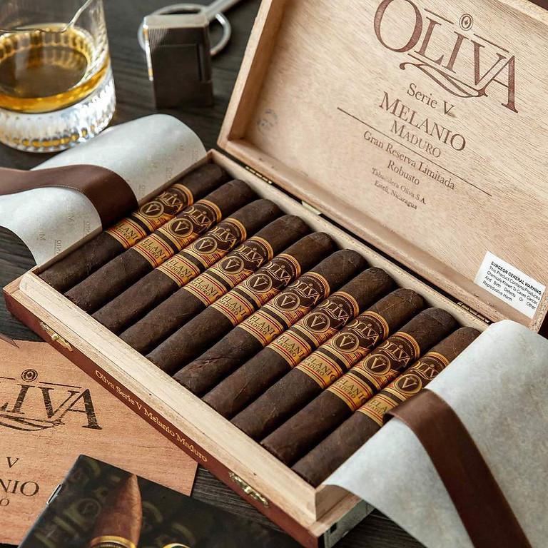 Tasting Notes Old Forester Bourbon & Oliva Cigars