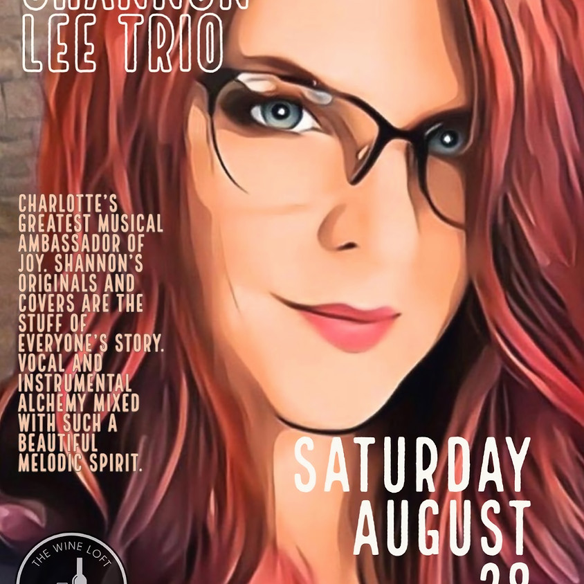 Shannon Lee Saturday August 28th