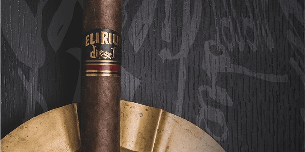 Delirium in the Room Wednesday June 2nd... LIMITED Cigars Available!
