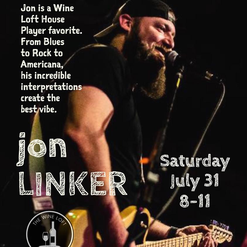 Jon Linker Saturday July 31st