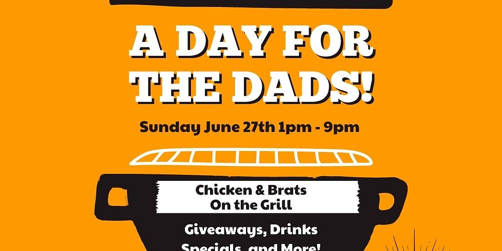 A Day for the Dads!