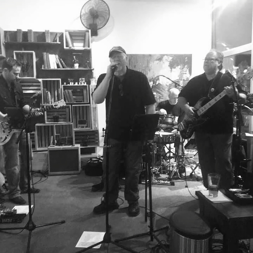 Saturday October 30th Blue Dog Junction at The Wine Loft