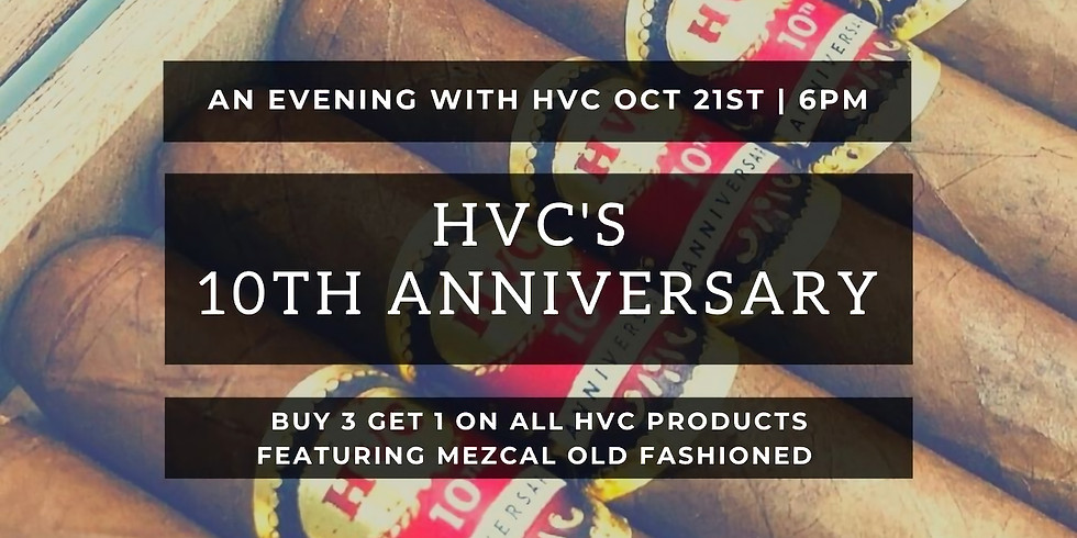 An Evening with HVC