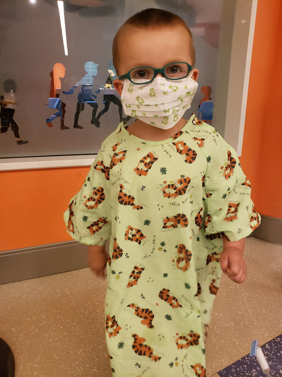 A New Heart for Sawyer!